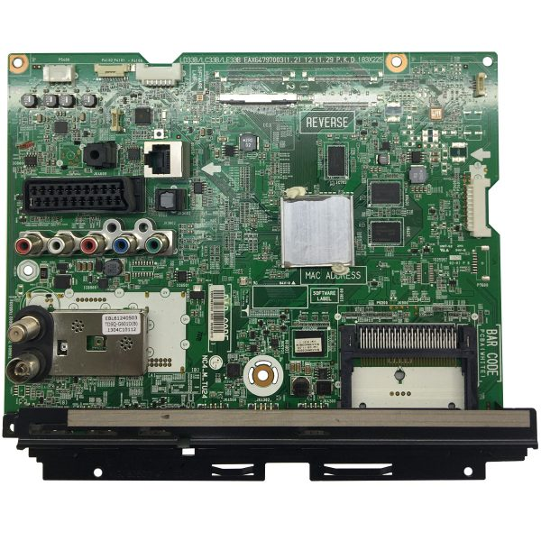 Main Board EAX64797003(1.2) EBR76823103 для LG 42LA644V