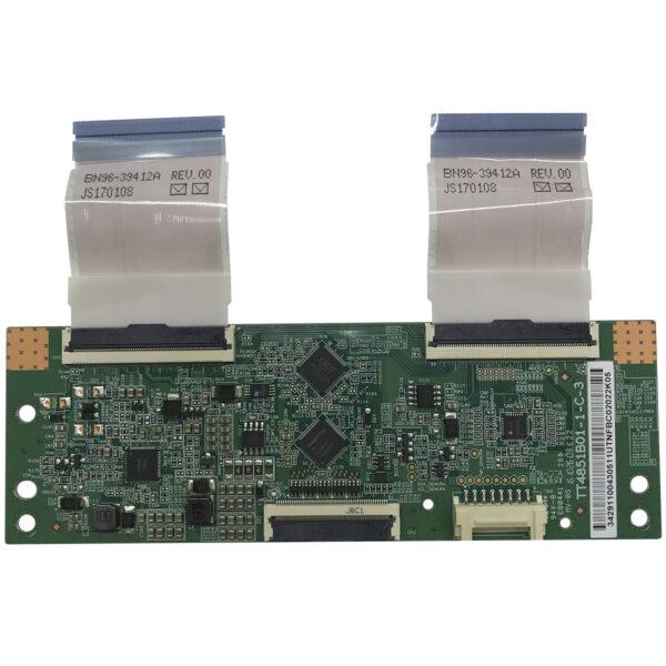 T-con TT4851B01-1-C-3 для Samsung UE49K5550BU, UE49K5510BU