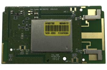 Wi-Fi Module EAT63377302 LGSBWAC72 (MT7662TU) TWCM-K305D V1.3 для LG 43UJ630V, 49UJ620V, 43UJ631V, 43UK6300PLB, 49UJ630V, 49UJ639V, 49UK6200PLA, 50UK6750PLD, 50UK6410PLC, 65UK7550PLA и др.