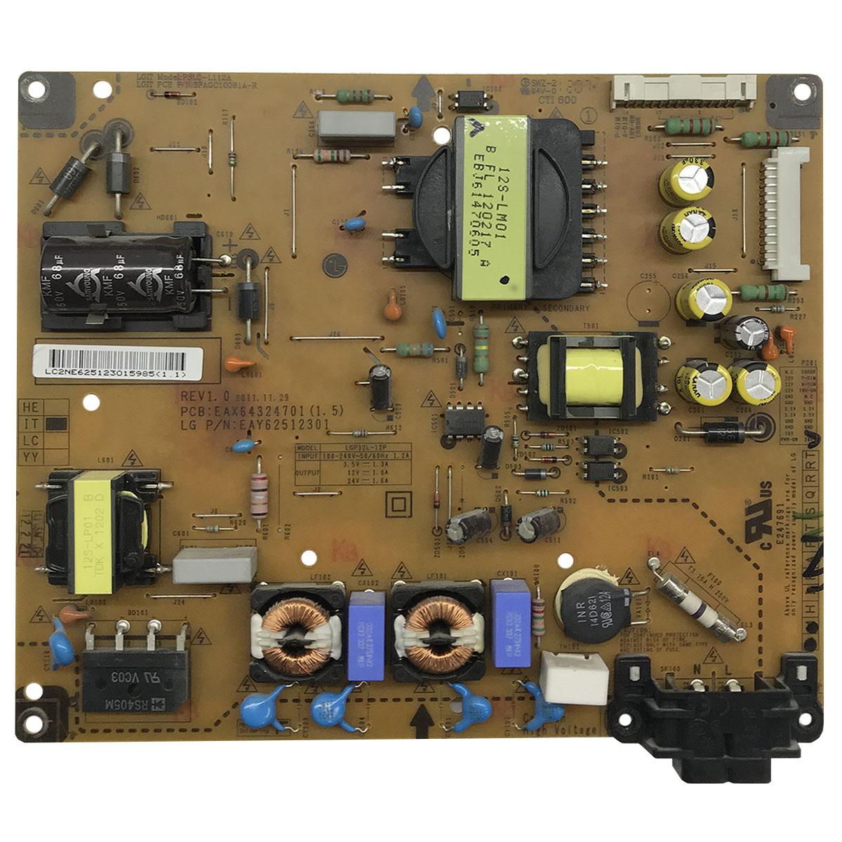 Блок питания EAX64324701(1.5) для LG 32LS3500