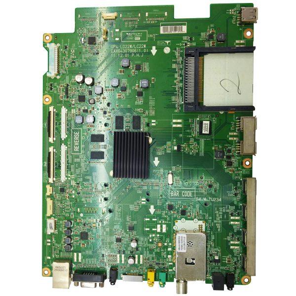 Main Board EAX64307906 (1.0) EBR75226854 для LG 47LM640T