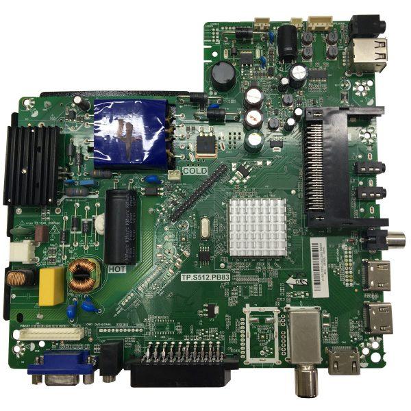 Main Board TP.S512.PB83 для ERISSON 32LES77T2G