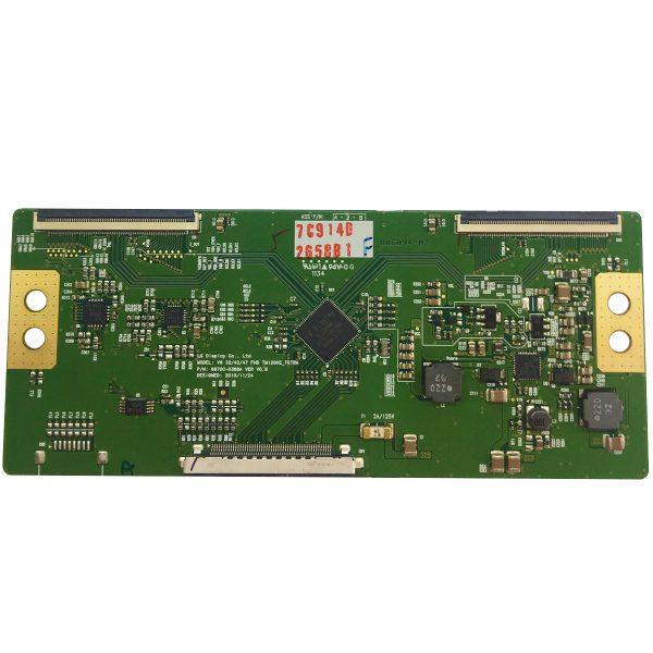 T-con 6870C-0368A VER V0.6 для LG 32LV3551