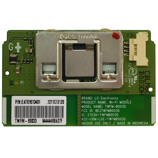 Wi-Fi Module EAT61613401 TWFM-B003D для LG 42LM640T, LG55LN640T, 42LM640T-ZA, 47LM660T, 47LM640T
