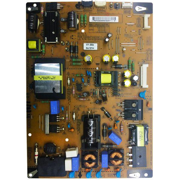 Блок питания EAX64744204 (1.3, 1.5) EAY62608903 для LG 42LM640S, 42LM640T, 42LM660T и др.