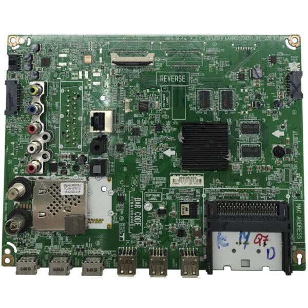 Main board EAX66207203(1.0) для LG 49LF634V