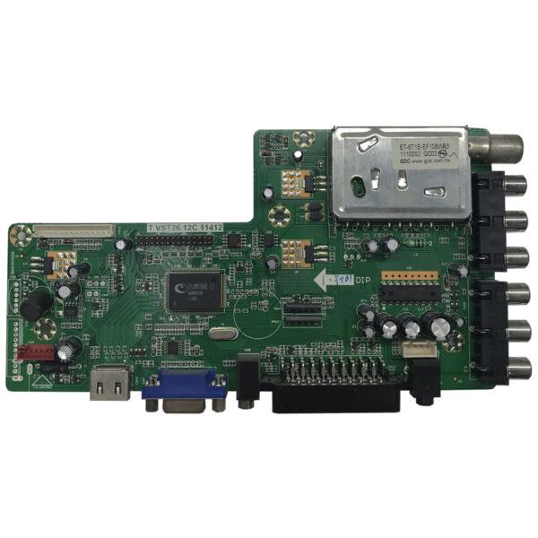 Main board T.VST26.12C 11412 для Techno LED-PX22