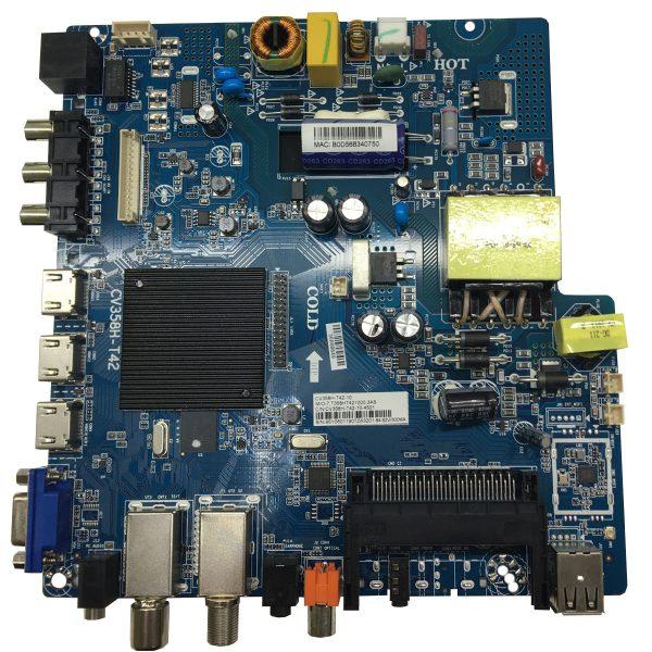 mainboard cv358h-t42-10 для hi 43fs112x