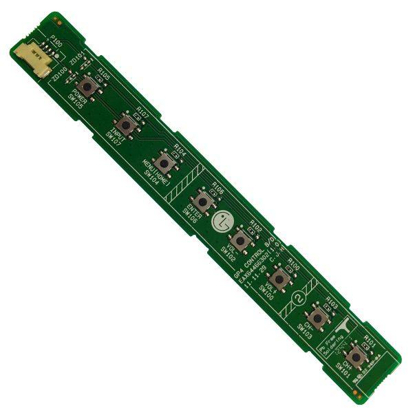 Плата кнопок EBR75055702 EAX64466302 для LG 47LM660T-ZA, 47LM640T