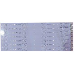 Подсветка 3907-LIGHT-BAR-PCB PN--6003050412 для SUPRA STV-LC39520FL.
