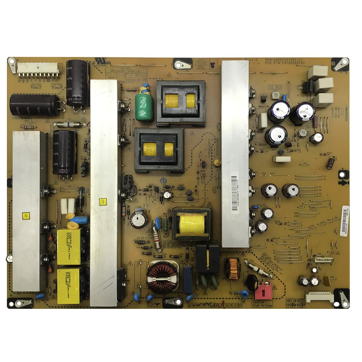 Блок питания EAX61397101 11 для LG 50PJ363R