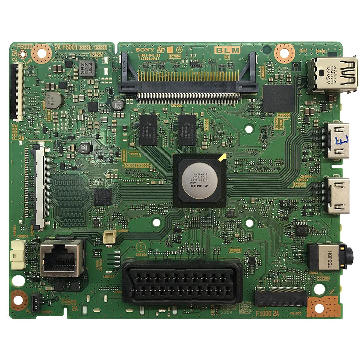 Main Board 1-981-541-21 для SONY KDL-43WE755