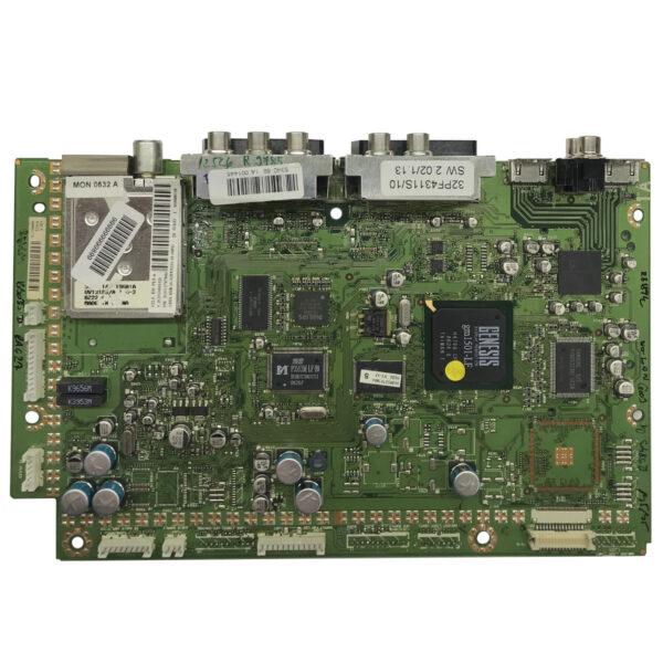 Main Board 3139 123 6117.3 wk551.3 для Philips 20PF4311S