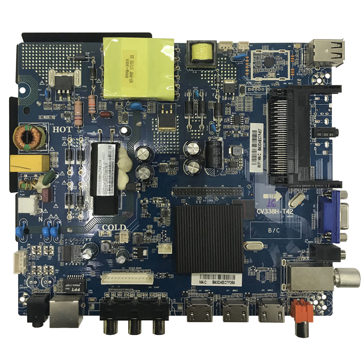 Main Board CV338H-T42 для DEXP H39D8000Q