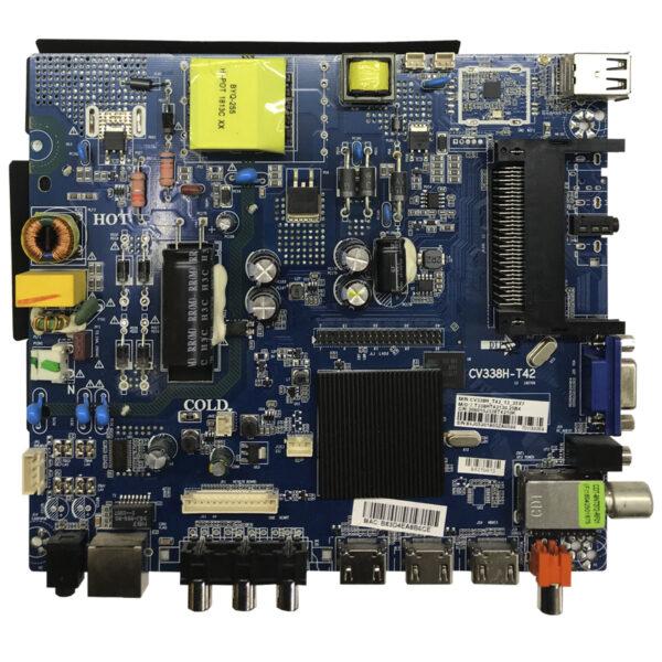 Main Board CV338H-T42 для TELEFUNKEN TF-LED32S66T2S