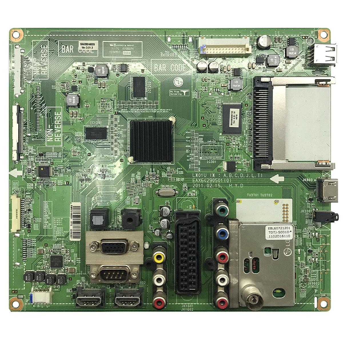 Main Board EAX64290501(0) для LG 42LK451
