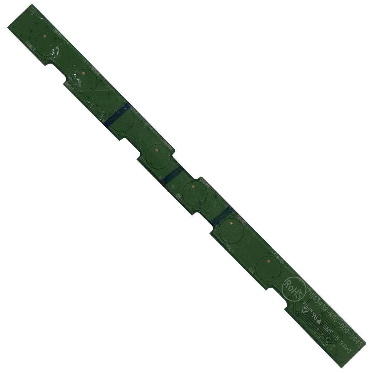 Панель кнопок 715G5439-K0C-000-004S для Sharp LC-42LE40RU