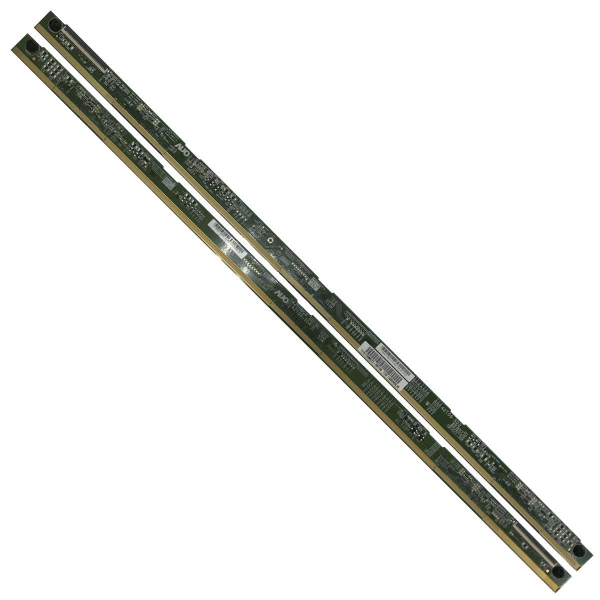 Планки матрицы T420HW08 V0 XL (42T09-S03/42T09-S04) для LG 42LK451