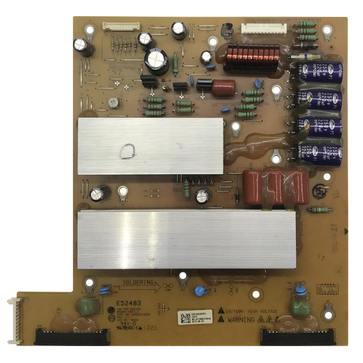 Плата EAX61313201 для LG 50PJ363R