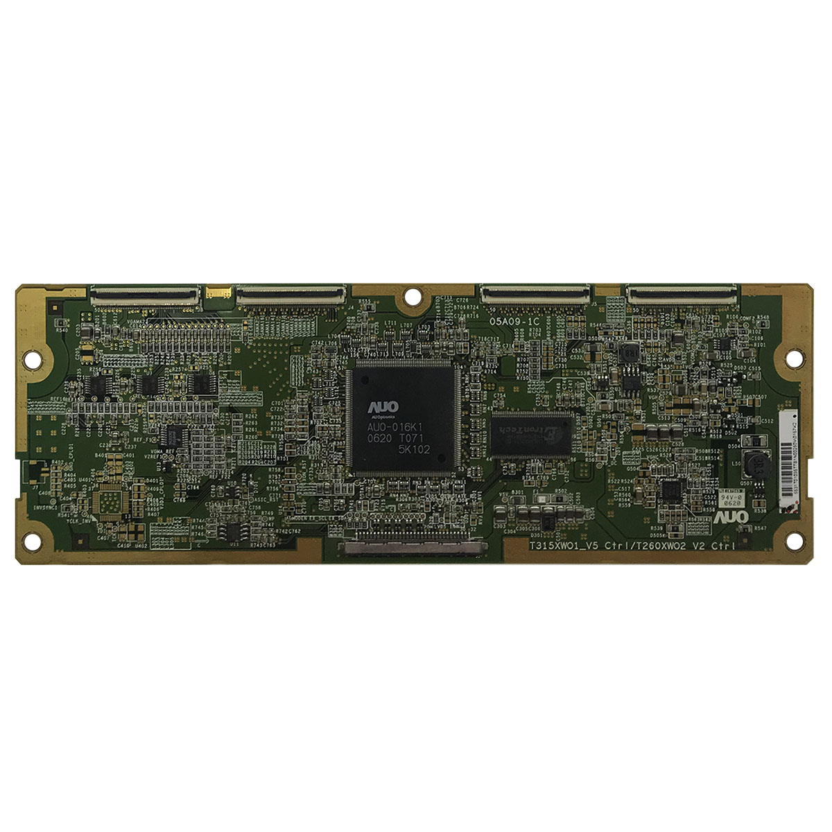 T-con T315XW01_V5 CTRL для Sharp LC-32S2RU