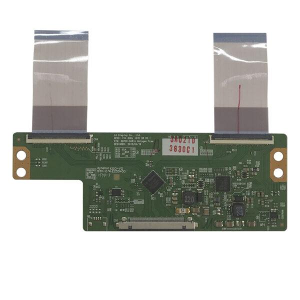T-con 6870C-0481A для LG 49LF640V